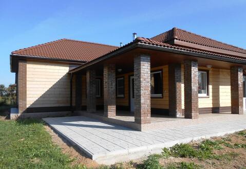 Продается одноэтажная дача 158 кв.м. на участке 10 (18 по факту) соток - Фото 1