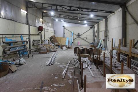 Аренда производственного помещения 280м2 Климмовск 28км от МКАД - Фото 1