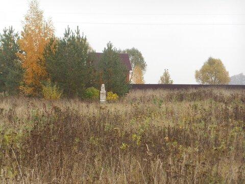 Продам земельный у-к 15 сот Большое Шапово Рязанский р-н Рязанская обл - Фото 1