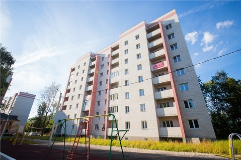 2 комнатная квартира 67,25 м2 по ул. Автозаводская, 9/1 - Фото 2