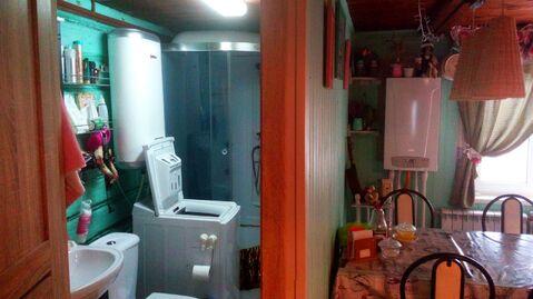 Трехкомнатный бревенчатый дом с баней и газом в дер. Щаповка Савинског - Фото 5