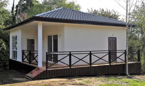 Загородный дом в Сочи, Хоста, с. Каштаны - Фото 1