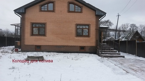 Продам коттедж, пер. Пролетарский д.29а - Фото 1