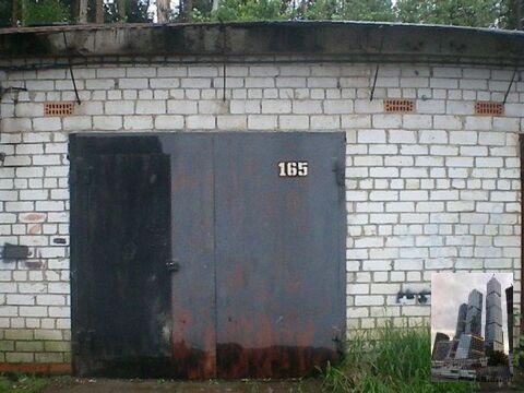 Срочно продается гараж в кооперативе Надежда в Монино! - Фото 2