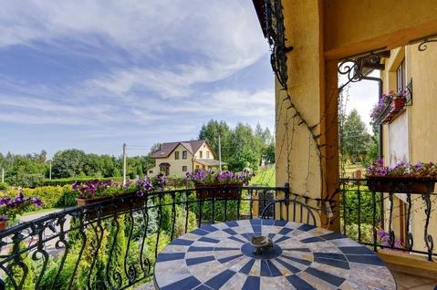 Дом, Минское ш, 65 км от МКАД, Тучково. Загородный дом в Тучково - Фото 1