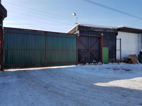 Сдается склад-холодильник 100 кв. м. в с. Молоково, ул. Революции, 63. - Фото 1