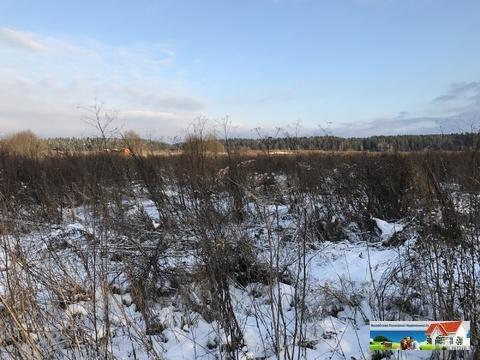 Продаю участок в Московской области на берегу реки - Фото 4