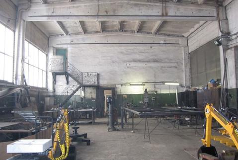Сдам производственное помещение 800 кв.м. - Фото 1