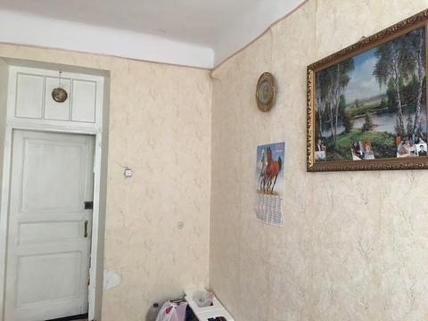 Комната в г.Струнино общ.пл 15 кв.м.2/3 кирп.дома - Фото 1