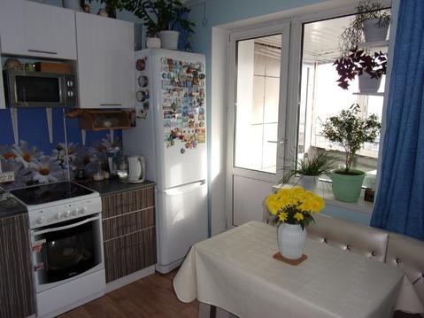 Продаётся в новостройке 1-комнатная с евроремонтом в Ново-Ленино - Фото 3