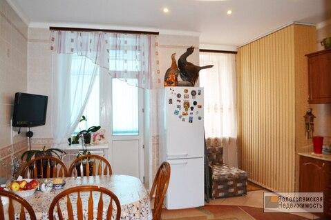 2к квартира 80м в центре Волоколамска (дом 2007г.п.) - Фото 4