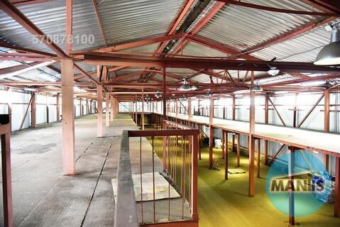 Сдается холодный ангар с высокими потолками и со стелажами, 3-х этажны - Фото 5