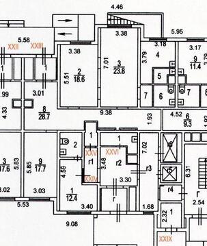 Продажа помещения свободного назначения 110 м2 - Фото 2