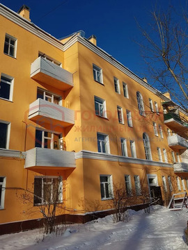 Продажа квартиры, Обь, Военный городок - Фото 1