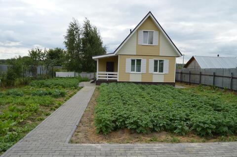Продам 2-х этажный дом в СНТ Коптево, село Речицы - Фото 1