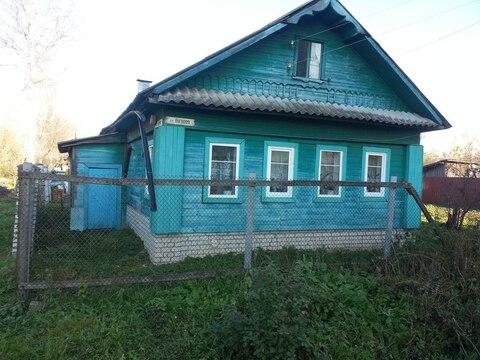 Продаётся дом на зем. участке 6 соток в г. Кимры по ул.Луговая - Фото 4