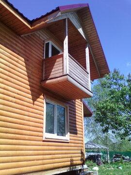 Продам зимний 2х этаж. дом 122 кв.м на уч. 19 с. Лен. обл. п.Нурмап - Фото 4
