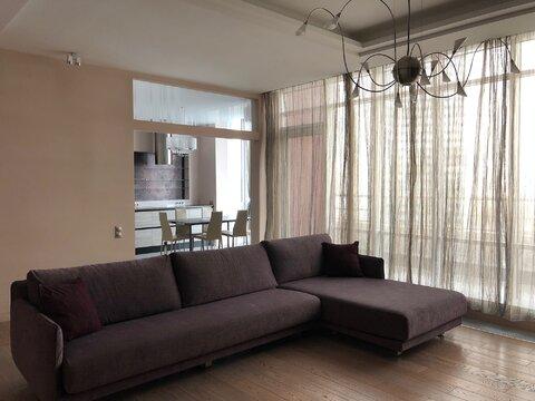 Аренда 5комн квартиры 185,7м2 м.Смоленская Новый Арбат 27 - Фото 5