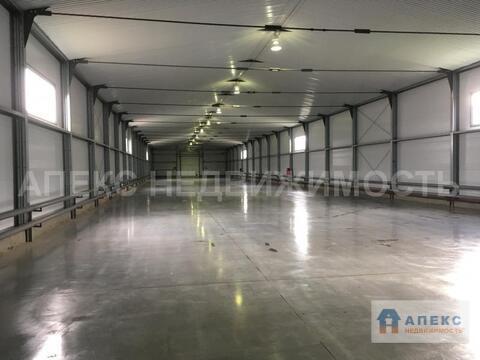 Аренда помещения пл. 675 м2 под склад, производство, Чехов . - Фото 5