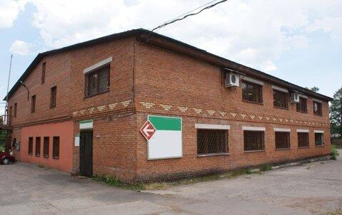 Продам производств.-складской комплекс 5071 м2 (мебельное пр-во) в - Фото 1
