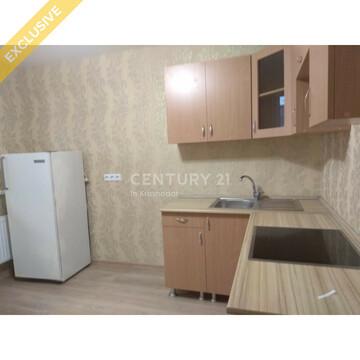 1к. кв. 42 м2, энка, Продажа квартир в Краснодаре, ID объекта - 333299485 - Фото 1