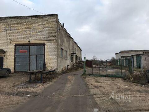 Продажа производственного помещения, Торжок, Ул. Осташковская - Фото 2