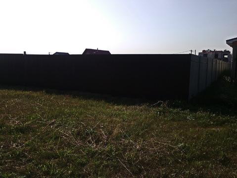 Уч-ток с фундаментом 9.3сот. ИЖС пос. Солнечный берег южнее д.Чурилово - Фото 4