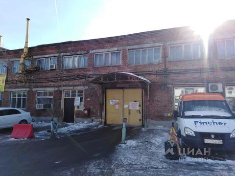 Производственное помещение в Тюменская область, Тюмень ул. Республики, .