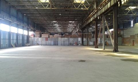 Сдается! Открытая площадка 4000 кв. м.Покрытие бетон.Охрана. - Фото 3