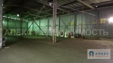 Аренда помещения пл. 2183 м2 под склад, офис и склад м. Алтуфьево в . - Фото 5