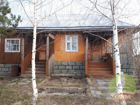 Продажа дома, Бурмакина, Слободо-Туринский район - Фото 1