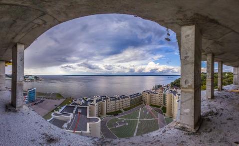 Шикарная трехкомнатная с видом на Волгу и Залив в ЖК Альбатрос - Фото 1