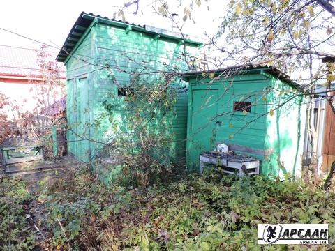 Продам участок 6 сот. с домом вид на Волгу - Фото 4