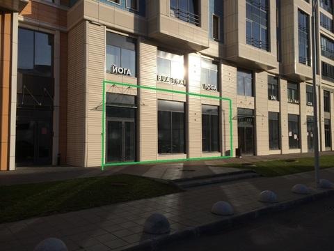 Сдам торговое помещение площадью 137 м2 на пр.Медиков 10. - Фото 1