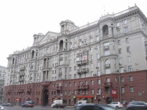 А31299: 3 квартира, Москва, м. Чкаловская, Земляной Вал, д.46 - Фото 1