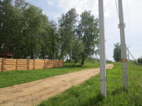 Продам участок 15 сот. в с. Турово, Серпуховской район - Фото 4