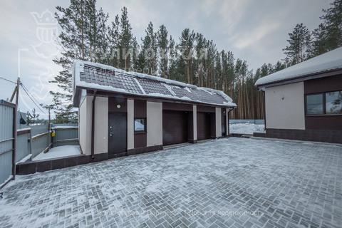 Продается одноэтажный коттедж 202 кв.м 18 соток. 2017 г. постройки - Фото 2