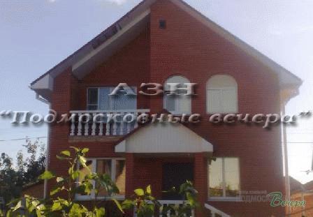 Рублево-Успенское ш. 18 км от МКАД, Борки, Коттедж 220 кв. м - Фото 4