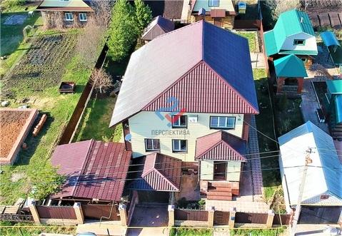 Коттедж 230 м2 на участке 12,5 соток в с.Николаевка - Фото 1