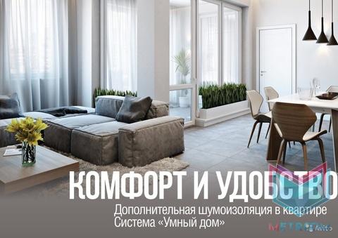1-к квартира 44 кв.м. Революции, 3 - Фото 4