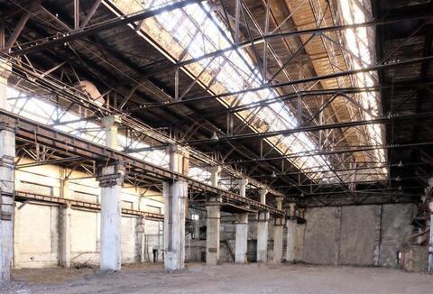 Производственно-складское здание 12500 кв.м. - Фото 1