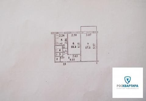 2-х комнатная квартира ул. Октябрьская - Фото 2