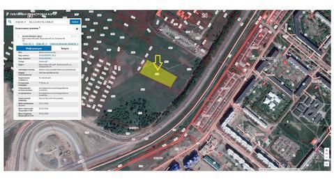 Продам земельный участок возле трассы Красноярск-Железногорск