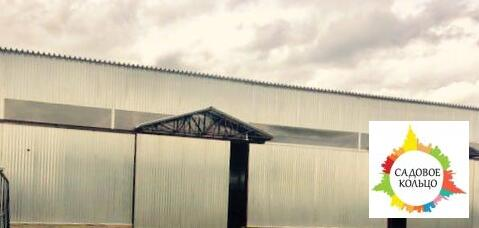 Складской комплекс класса «С», МО, Юго-восток, 10 км от МКАД пгт. Ок - Фото 3