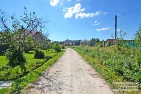 Участок 12сот с газом в Волоколамске (ИЖС) - Фото 5