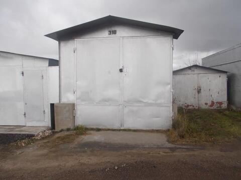 Продается гараж. , Тверь г, улица 2-я Куклиновка, Продажа гаражей в Твери, ID объекта - 400037189 - Фото 1