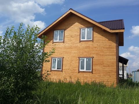 Продается деревянный дом на 8 сот. с.Малышево, Раменский район - Фото 4