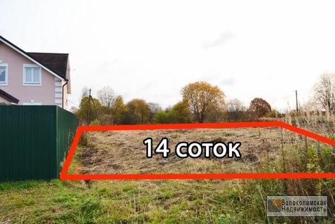 Участок в деревне Шестаково (3км от райцентра Шаховская) - Фото 1