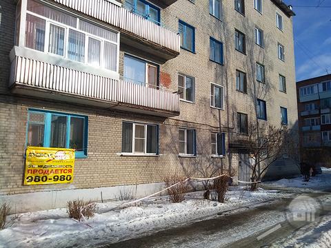 Продается 2-комнатная квартира, ул. Клары Цеткин - Фото 1