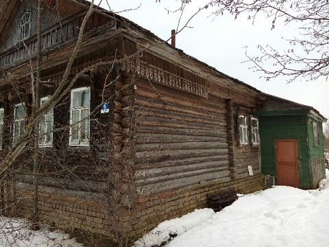 Продаётся дом вд. Домкино Конаковского р-на Тверской обл.